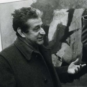 Giulio Turcato Artista Opere Quadri Quotazioni Prezzi Pittore