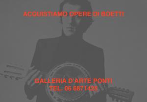 alighiero-boetti-artista-opere-quotazioni-prezzi-vendita-acquisti-compro-valore-galleria-arte-valutazioni-stima