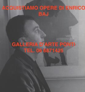 enrico-baj-quotazioni-prezzi-vendita-valore-acquisti-compro-artista-quadri-opere-dipinti-pittore