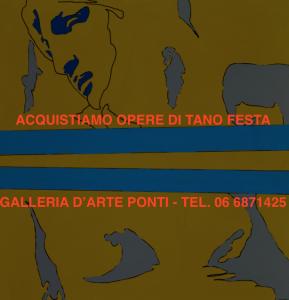 tano-festa-artista-quotazioni-prezzi-vendita-acquisti-compro-quadri-opere-pittore-dipinti-devo-vendere